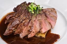 Steak with Madeiraa Sauce2