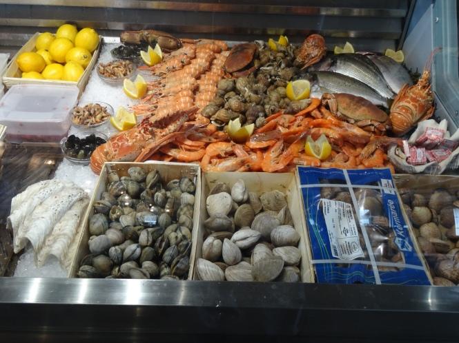 Les Viviers Exterior Fruits de Mer