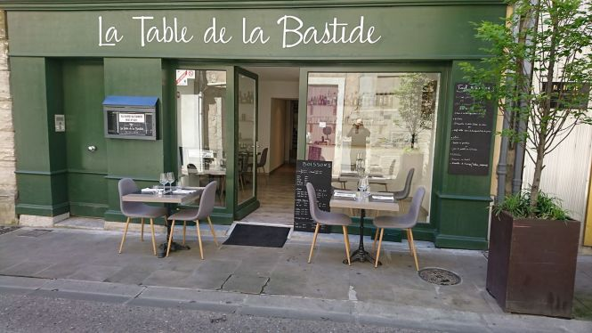 La Table de Bastide