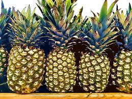 Pineapple raw