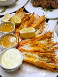 Langoustines Grilled